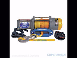 Superwinch Terra 45SR Winch - 4500 lbs.