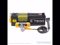 Picture of Superwinch S7500 Winch - 7,500 lbs. - Steel Rope