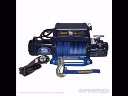 Picture of Superwinch Talon 9.5iSR Winch - 9,500 lbs. - Synthetic Rope