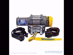 Picture of Superwinch Terra 35 Winch - 3,500 lbs. - Steel Rope