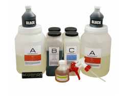 Picture of 2 Gallon Spray-On Liner Kit w/Black Tint