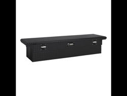UWS Secure Lock Crossover Box w/Low Profile - Black