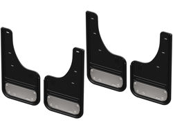 2015-2020 Nissan Murano Stainless Steel Custom Fit Mud Flaps - Set