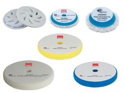 RUPES Buffing Pads & Backing Plates