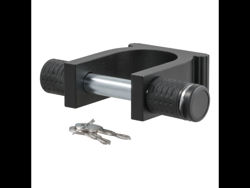 Picture of Curt Fifth Wheel King Pin Lock - Dumbbell Style - Includes 2 Keys