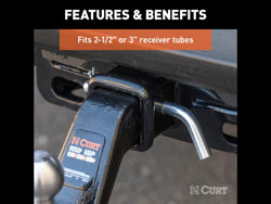 Picture of Curt Heavy-Duty Hitch Pin - 5/8