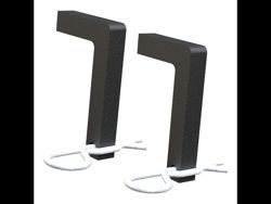 Picture of Curt Replacement TruTrack Weight Distribution L-Pins And Clips