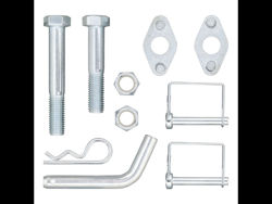 Picture of Curt Weight Distribution Hardware Kit - Includes Replacement Hardware For TruTrack