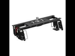 Picture of Curt Double Lock EZr Gooseneck Hitch Kit - Includes PN[60619 And 60660}