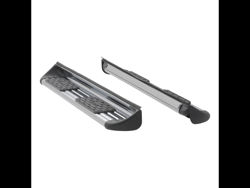 Picture of Luverne Stainless Steel Side Entry Steps - No Brackets - Component For PN[481442-581442]