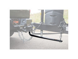 Picture of Curt Weight Distribution Spring Bar - 10000 lbs. GTW - 1000 lbs. Tongue Weight - Replacement MV Round - Includes A Round Spring Bar/Chain And U-Bolt