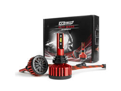 Picture of XK Glow ELITE Series LED Headlight Conversion Kit - H4-M