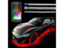 Picture of XK Glow Underglow + Interior LED Accent Light Kits - Pro