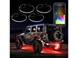 Picture of XK Glow  Wheel Ring Light Kit - 15