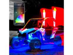 Picture of XK Glow LED UTV Whip Kit - 2 piece