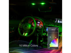 XK Glow Colored LED Dome Light