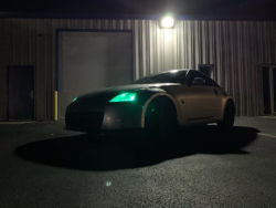 XK Glow LED Headlight-Devil Eye Combo