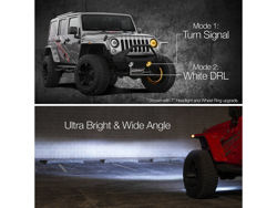 XK Glow Replacement Jeep Fog Light