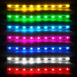 XK Glow Underglow Single Color LED Accent Lights