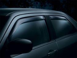 Picture of WeatherTech Side Window Deflector - 4 pc. - Dark Tint - Crew Cab