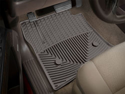 Picture of WeatherTech All-Weather Floor Mats - Cocoa - Front & Rears