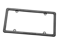 Picture of WeatherTech Carbon Fiber License Plate Frame