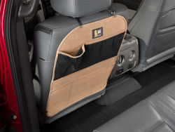 Picture of WeatherTech Seat Back Protectors - Tan - W 18.5 in. x H 23.5 in.