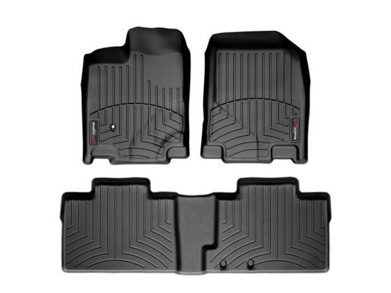 Custom Fit Car Mat 4PC PantsSaver 1020063 Tan